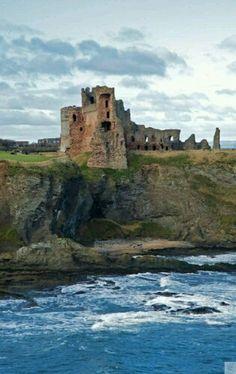 Tantallon Castle , East Lothian