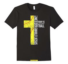Check this Womens Softball Jesus T shirt Small-Xalozy . Hight quality products with perfect design is available in a spectrum of colors and sizes, and many different types of shirts! Softball Workouts, Softball Pitching, Fastpitch Softball, Softball Players, Softball Tournaments, Softball Coach, Funny Softball Quotes, Softball Cheers, Softball Gifts