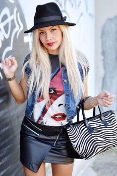 Arcadia Bags and italian fashion blogger It-Girl by Eleonora Petrella