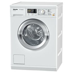 Buy Miele WDA200 Freestanding Washing Machine, 7kg Load, A+++ Energy Rating, 1400rpm Spin, White Online at johnlewis.com