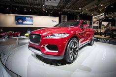 Jaguar C-X17 Les concepts du Salon de Bruxelles !