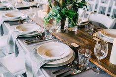 Wedding receptions and ceremonies are delightful moments at the Tailrace Centre. Event Styling, Lush, Centre, Napkins, Grey, Style, Gray, Swag, Towels
