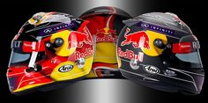 Vettel Helmet Design GP Hockenheim Germany 2014