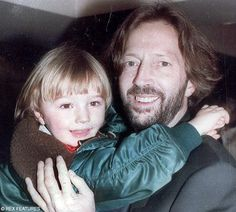 Eric Clapton and Connor
