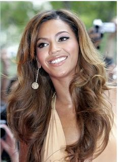Beyonce Hairstyle human hair weaves full lace wigs