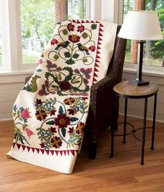 Campania Block of the Month - complete pattern set