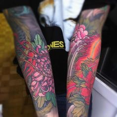 http://tattoo-ideas.us/wp-content/uploads/2013/10/Floral-Arm-Tattoo-Idea.jpg Floral Arm Tattoo Idea