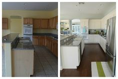 Home Tour:  Lindsay and Drew's Flip Before and after