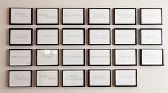 DIY HOME - Simple picture frame wall art