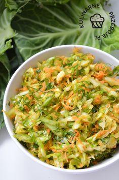 Healthy Juice Recipes, Healthy Juices, Healthy Dishes, Salad Recipes, Side Dish Recipes, Side Dishes, Sandwiches, Polish Recipes, Food Design