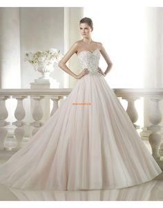 6301cb72f0ff Hjärtformad Elegant & Lyxig Bärlbroderi Bröllopsklänningar 2015 2015  Brudklänningar, Balklänningar, Bridal 2015, Förlovning