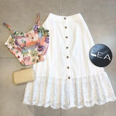 Most popular korean fashion street skirt 54 ideas Skirt Outfits, Dress Skirt, Casual Outfits, The Dress, Modest Fashion, Hijab Fashion, Fashion Dresses, Fashion Fashion, Mode Simple