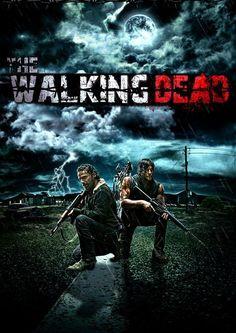 #TWD - Rick & Daryl