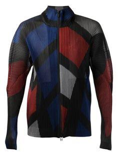 ISSEY MIYAKE MEN Zip Sweater