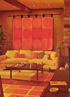 Better Homes & Gardens Decorating Ideas Book, 1968.
