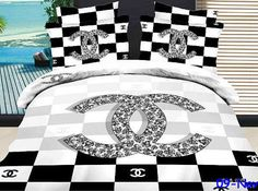 chanel bedding set 1 | pepper | pinterest | chanel bedding