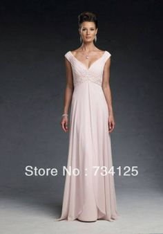M29 off the shoulder beaded chiffon pleat fashion full length sexy Mother of bride prom evening bridal dresses Gown