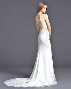 Lazaro Wedding Dresses - Romantic Bridal Collection