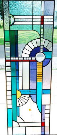 corrieartglass - Custom Design Work - Custom Panels