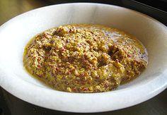 homemade country mustard