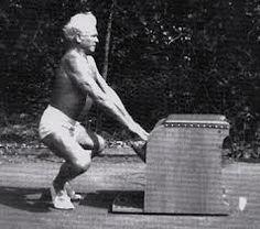 An archival image of Joseph Pilates demonstrating Joseph Pilates, Pilates Body, Pilates Reformer, Pilates Workout, Pilates Mat, Pilates Instructor, Pilates Studio, 30 Day Fitness, Health Fitness