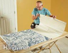 10 Tips to make hanging wallpaper a breeze Wallpaper Roller, Diy Wallpaper, Hanging Wallpaper, Wallpapering Tips, Natural Sponge, How To Install Wallpaper, Used Vinyl, Chalkboard Art, Mattress