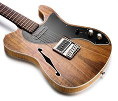 The Contour | Wirebird Guitars