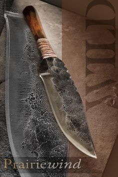 Forging Knives, Bushcraft Knives, Leather Carving, Leather Tooling, Hand Forged Knife, Neck Knife, Knife Handles, Mountain Man, Custom Knives