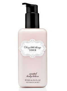Noir Scented Body Lotion