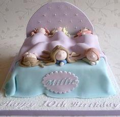 Sleepover cake  Cake by suzannahscakes
