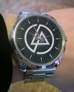 Linkin Park watch - I NEED THIS!!!!!!! :)