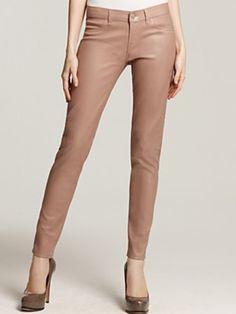 J Brand Sparkle Skinny Jeans