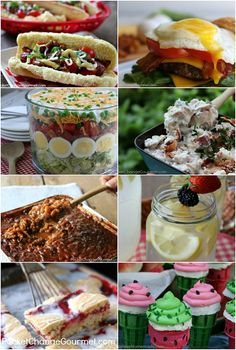 cheap july 4th recipes