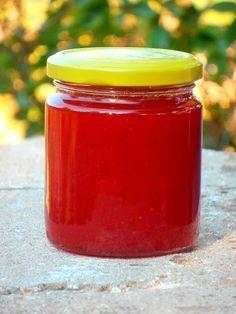 Las recetillas de Isa: Mermelada de pimientos rojos