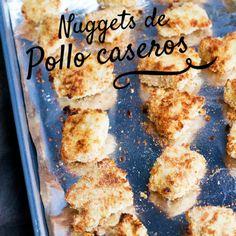 Nuggets de pollo al horno para niños | Blog de BabyCenter