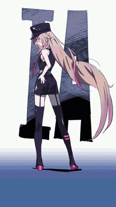 Girls Anime, Anime Girl Cute, Anime Art Girl, Anime Guys, Vocaloid Characters, Cute Characters, Chica Anime Manga, Kawaii Anime, Vocaloid Ia
