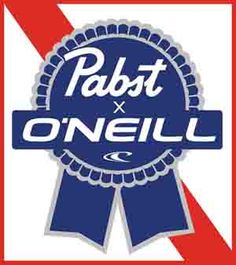 Industry News: O'Neill and Pabst Blue Ribbon Launch Limited Edition Collection for 2013