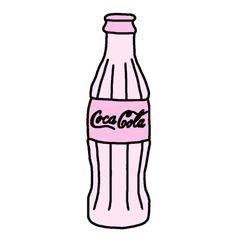 Coca Cola Transparent ♡