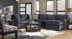 Rooms To Go Highpoint Sectional