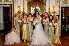 {  REGAL CHINOISERIE THEMED WEDDING RECEPTION IN WASHINGTON DC: NAN + MICHAEL  }