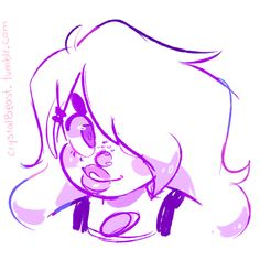 crystalbeast:   Drew some faces! Some gem faces!... - Hanna's blog