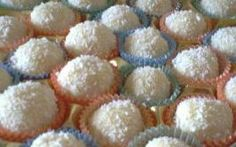 Un dolce sano e fast! I mitici dolcetti di cocco