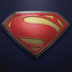 superman man of steel symbol