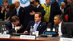 G-20'de Davutoğlu-Obama görüşmesi
