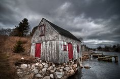 Herring Cove Shack, Nova Scotia