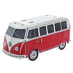 Volkswagen T1 Bus Bausatz - VW Bulli Modellbausatz 3D Puzzle #vanlife #Geschenkidee (Affiliate-Link)