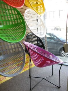 IN STOCK Solair chairs or Motel chairs eames retro round lounge | chairs, recliners | City of Toronto | Kijiji