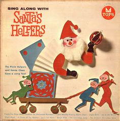 Sing Along With Santa's Helpers (1959)