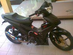 Modifikasi Motor Revo 110 FIt Motorcycle, Fit, Shape, Motorcycles, Motorbikes, Choppers