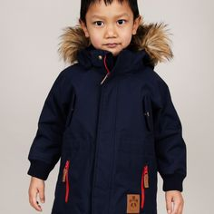 EXPEDITION SIBERIA JACKET DK BLUE